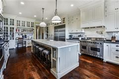 impeccably-crafted home on six-plus acres luxury homes