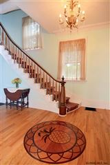 Luxury properties Beautiful Italianate red brick mansion