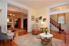Luxury homes in Beautiful Italianate red brick mansion
