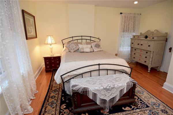Luxury real estate Beautiful Italianate red brick mansion