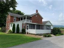 Luxury properties renovaTED BRICK COLONIAL ON 262 ACRE FARM