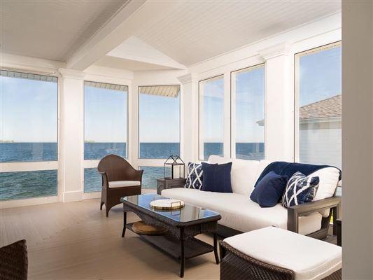 Overstone - landmark waterfront estate mansions