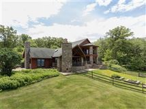 Rustic elegance on 14 acres mansions