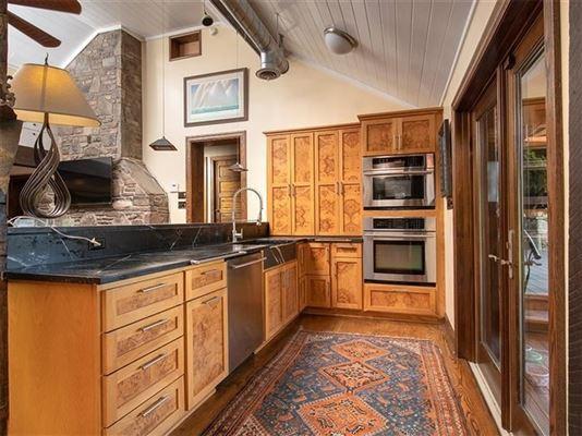 Rustic elegance on 14 acres luxury homes