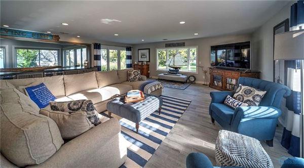 Luxury properties Stunning remodel in port clinton