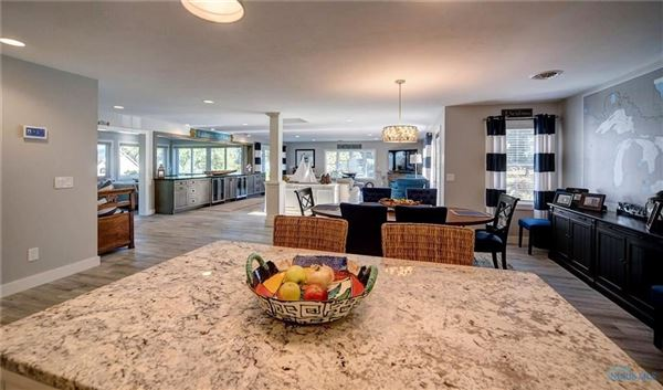 Mansions in Stunning remodel in port clinton