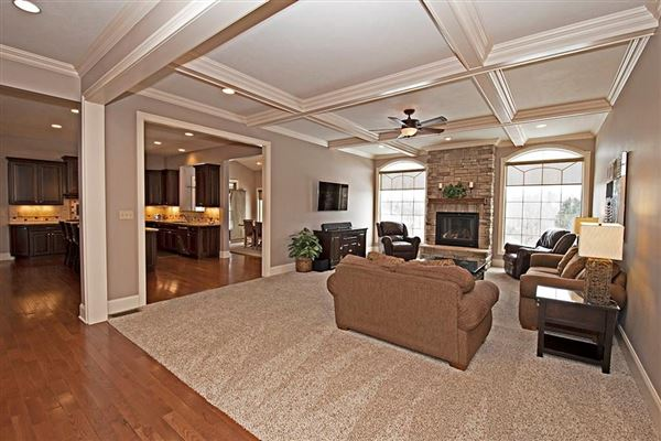 A Spectacular home in the heart of Peters Twp. luxury homes