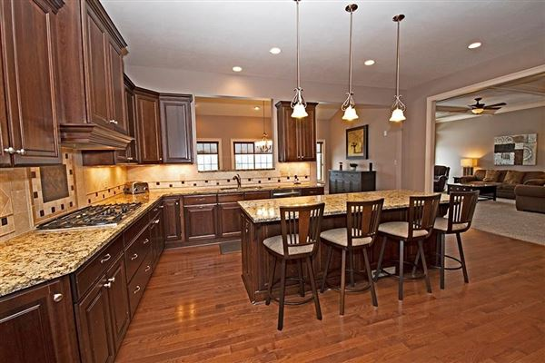 A Spectacular home in the heart of Peters Twp. luxury real estate