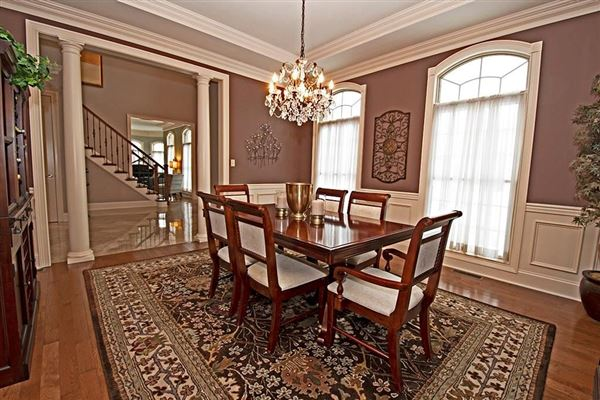 A Spectacular home in the heart of Peters Twp. luxury properties