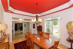 Exquisite custom home on five-plus private acres luxury real estate
