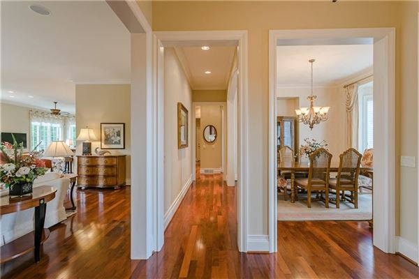 Luxury real estate a truly special home