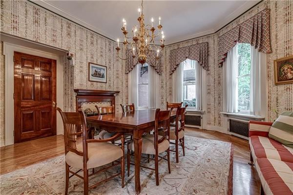 Luxury homes in stately residence from 1905