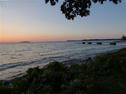 Luxury homes stately home offers unobstructed lake erie views