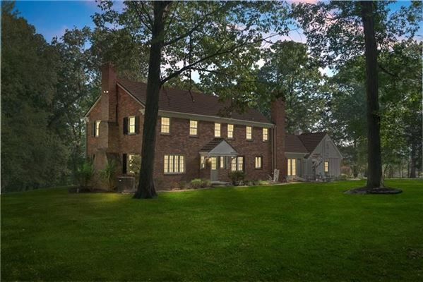Well built and well maintained classic Colonial home luxury homes