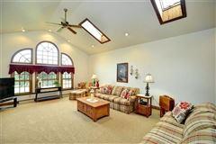 Luxury real estate Custom brick masterpiece