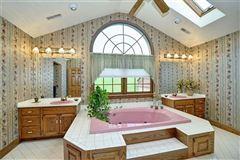 Custom brick masterpiece  mansions