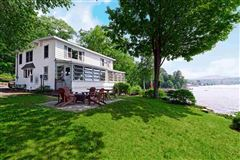 Luxury properties prime East side Lake George home