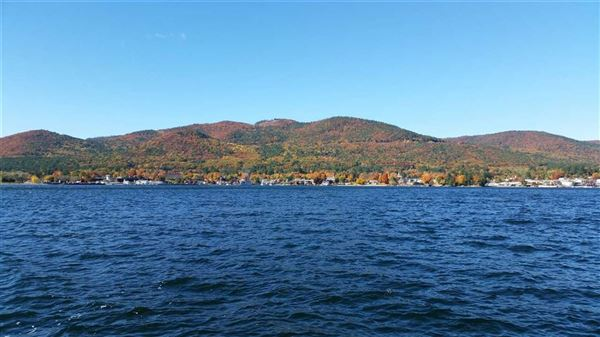 prime East side Lake George home  luxury properties