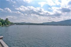 prime East side Lake George home  luxury real estate