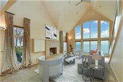 extraordinary gated lakefront estate luxury homes