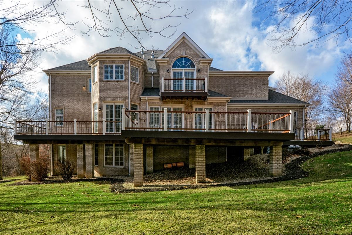 Exquisite Estate Home on 3.25 Wooded Acres! luxury properties
