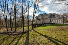 Mansions in Exquisite Estate Home on 3.25 Wooded Acres!