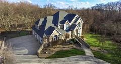 Exquisite Estate Home on 3.25 Wooded Acres! luxury real estate