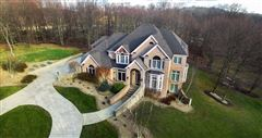 Luxury properties Exquisite Estate Home on 3.25 Wooded Acres!