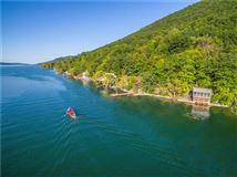 Luxury properties rare Canandaigua Lake compound
