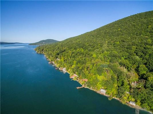 rare Canandaigua Lake compound  luxury real estate