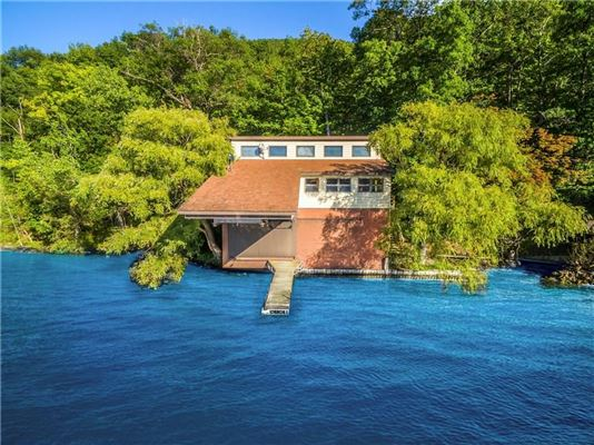 Mansions rare Canandaigua Lake compound