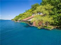 Luxury real estate rare Canandaigua Lake compound