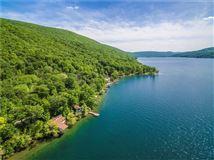 rare Canandaigua Lake compound  mansions