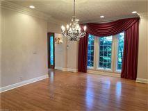 custom built Tudor style home luxury real estate