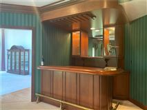 Luxury homes in custom built Tudor style home
