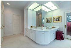 Luxury real estate custom built Tudor style home