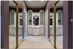 custom built Tudor style home luxury properties