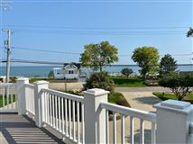Mansions in custom home on a lake to bay Cedar Point lot