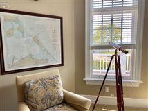 Luxury properties custom home on a lake to bay Cedar Point lot