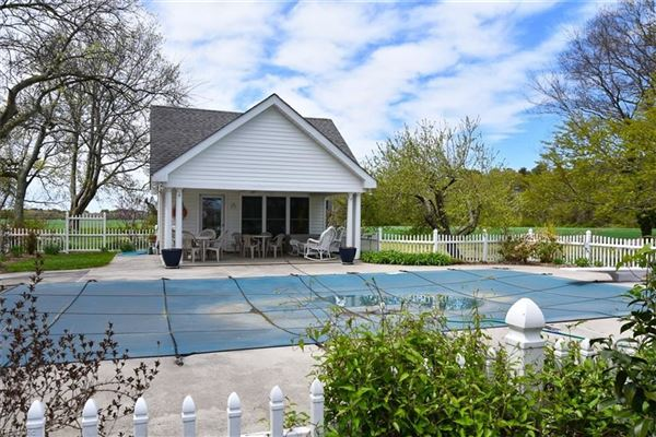 cape Escape on the Eastern Shore luxury homes