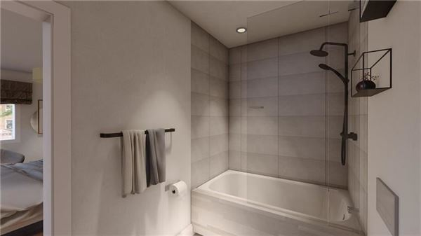 Sleek, Contemporary Design luxury homes