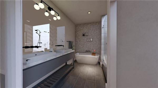 Sleek, Contemporary Design mansions