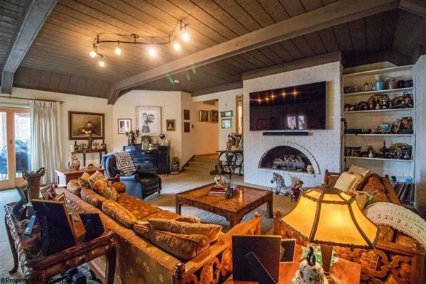 Luxury properties chic and rustic amazing home on cheat lake
