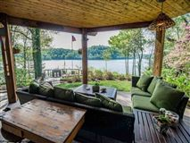chic and rustic amazing home on cheat lake luxury real estate