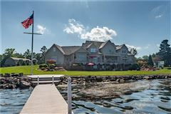 Luxury properties exquisite waterfront home