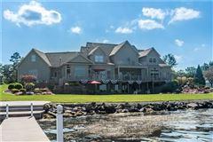 exquisite waterfront home luxury properties