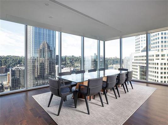Luxury homes in remarkable full-floor condominium