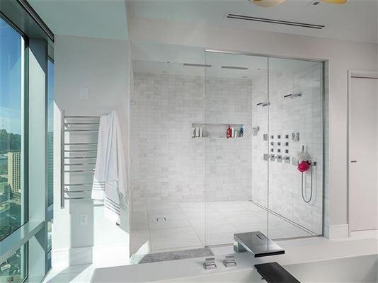 Luxury real estate remarkable full-floor condominium