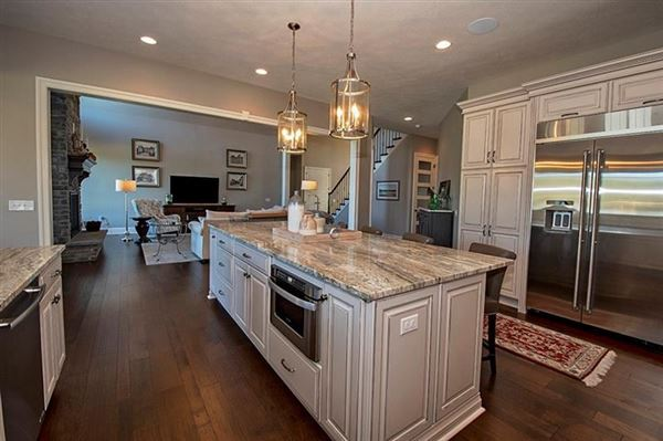 Luxury properties Classic custom-built Benjamin Marcus Home
