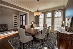 Luxury real estate Classic custom-built Benjamin Marcus Home